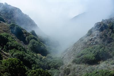Big Sur mountains (California, USA) - example preset