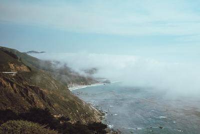 Big Sur coastline (California, USA) - example preset