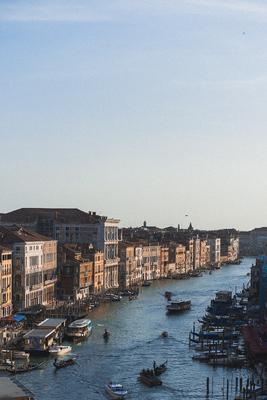 Venice golden hour 1 - example preset