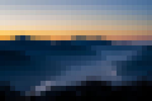 Sky, water, mountain, natural landscape (pfdnyg3x) - example preset