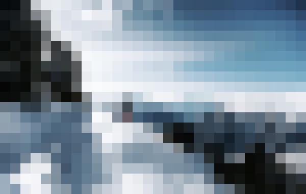 Cloud, sky, snow, mountain (zrmljztn) - example preset