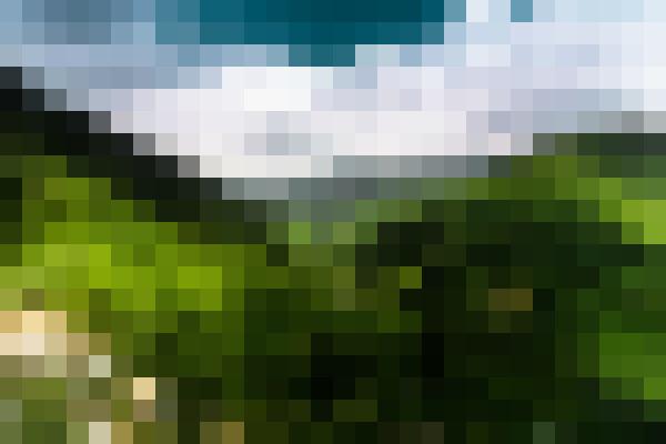 Cloud, sky, plant, mountain (gtjoldaj) - example preset