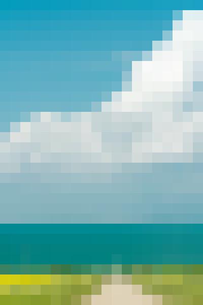 Cloud, sky, water, plant (qh2kibtr) - example preset