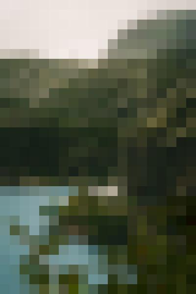 Water, sky, mountain, plant (rzqzpmp7) - example preset