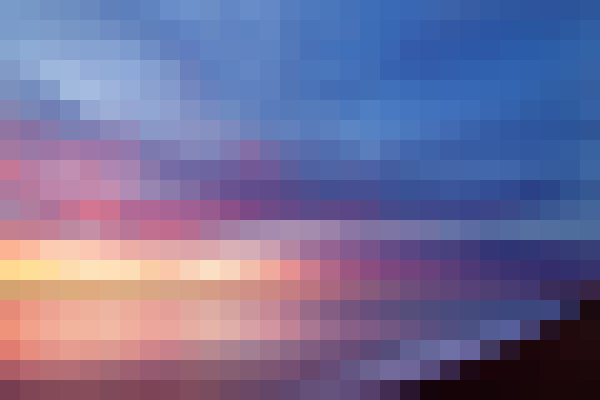 Water, cloud, sky, afterglow (z16vffvx) - example preset